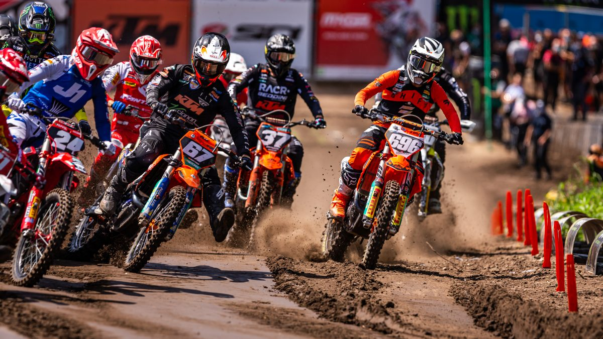 Mike Gwerder 696 - MXGP of the Netherlands / Oss 17./18.7.2021
