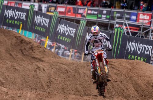 Bastian Bogh Damm - MXGP of Belgium 31.7./01.8.2021