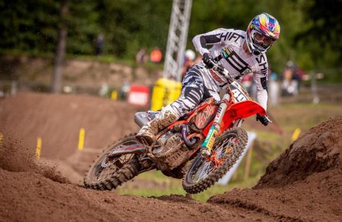 Bastian Boegh Damm - MXGP of Latvia 7/8.8.2021