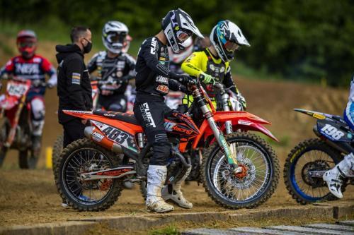 Bastian Boegh-Damm - WZ Racing / Vorbereitungsrennen Crisolles