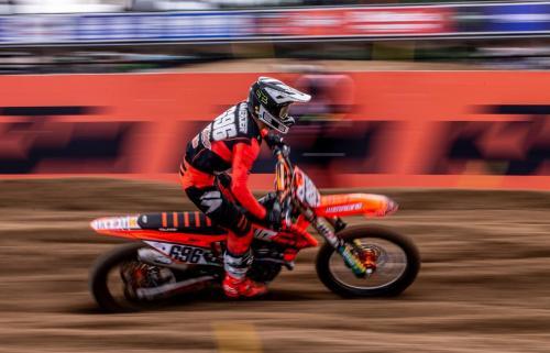 Mike Gwerder - MXGP of Belgium 31.7./01.8.2021