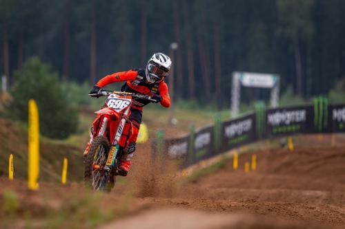 Mike Gwerder - MXGP of Latvia 7/8.8.2021